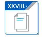 XXVIII Contratos de Obras, Bienes y Servicios