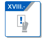 XVIII Servidores Públicos Sancionados